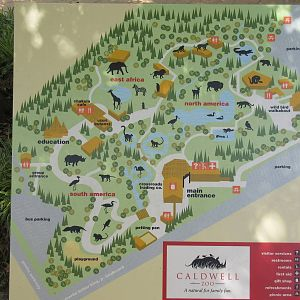 Caldwell Zoo Page 4 ZooChat