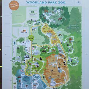 woodland park zoo map pdf