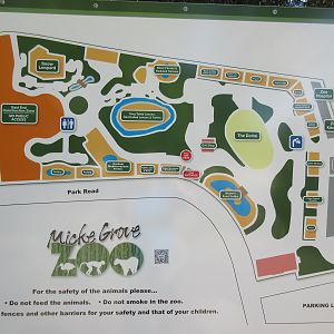 Micke Grove Zoo ZooChat
