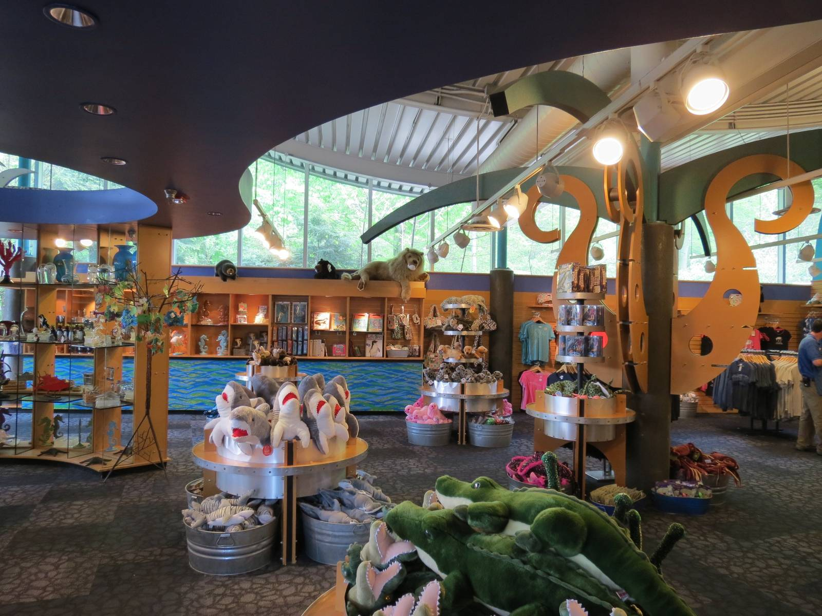 Ppg aquarium gift shop zoochat for Fish store pittsburgh